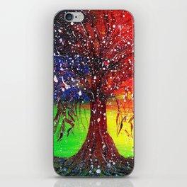 Magic Dew Drop Tree iPhone Skin
