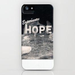 Hope Spectra B&W iPhone Case