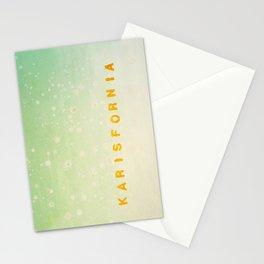 Karisfornia Stationery Cards