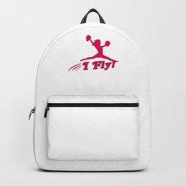 Cheerleader I Fly Backpack