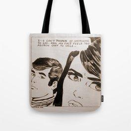 Pop-Art Comic 1 Tote Bag