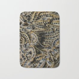 Tree Killing Caterpillars Bath Mat
