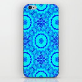 Berry Blue iPhone Skin