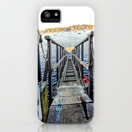 Marblehead iPhone Case