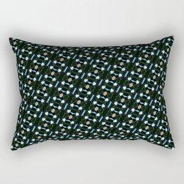 Drivers Plate Rectangular Pillow