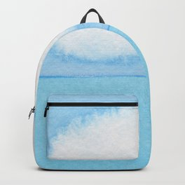 Fuzzy Wuzzy Caterpillar Clouds Backpack