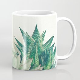 Succulent Forest Coffee Mug