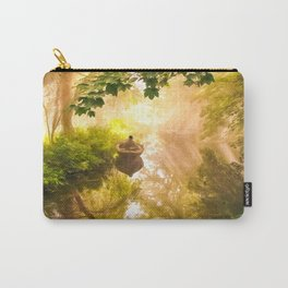 Alone Time Magic Carry-All Pouch