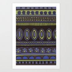 Clara No. 2 Art Print