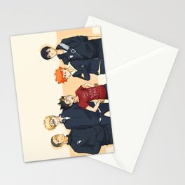 lil crows~ Stationery Cards