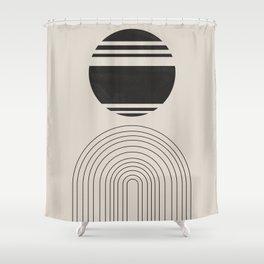 Balance II Shower Curtain