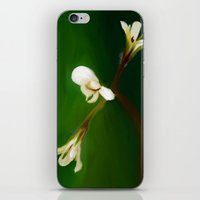 free shipping iPhone & iPod Skins featuring wild geranium - Free shipping by Ordiraptus