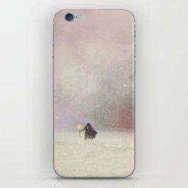TRAVELLER iPhone Skin