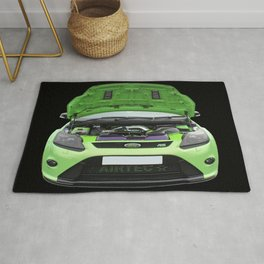 Green Focus RS Rug