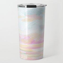So Alive - Bright Ocean Seascape Travel Mug