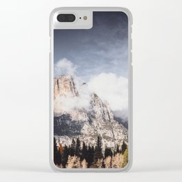 Yosemite National Park. Clear iPhone Case