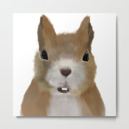 -awww nuts!- Metal Print