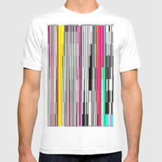 T.M.B.I.A.M.S 2012 SWATCH 2 White MEDIUM Mens Fitted Tee