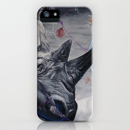 Regards from Eternity. iPhone Case