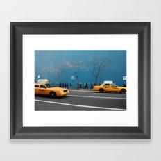I love New York Framed Art Print
