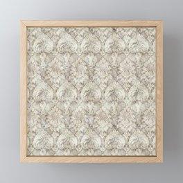 Vintage Pattern 11902B Framed Mini Art Print