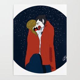 Nessian Snow Poster