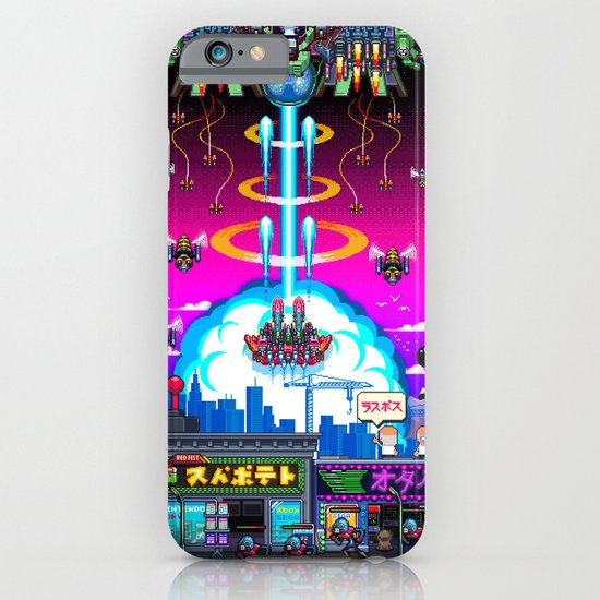 FINAL BOSS - Variant version iPhone & iPod Case