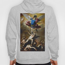 The Fall of the Rebel Angels by Luca Giordano (1666) Hoody