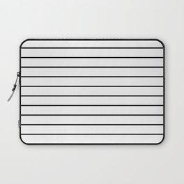 Minimal Stripes Laptop Sleeve