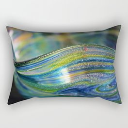 Ocean Glass Rectangular Pillow