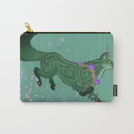 Fox Forest Spirit Carry-All Pouch