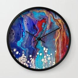 Viscosity Wall Clock