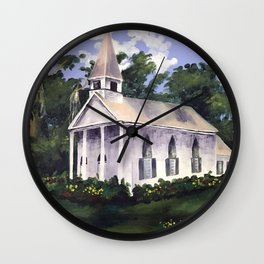Old South Churches Series #3 Wall Clock