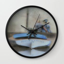 MANET'S ARGENTUILE Wall Clock