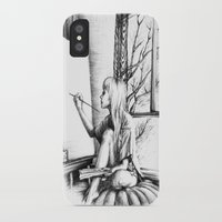 nirvana iPhone & iPod Cases featuring Nirvana by ObscuredPunk