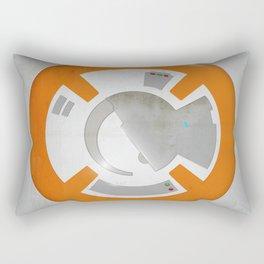 BB8 Texture Rectangular Pillow
