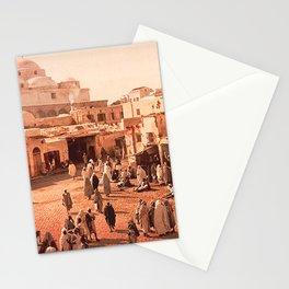 Vintage Babylon photograph Stationery Cards