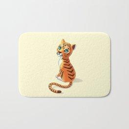 Tiger Cub Bath Mat