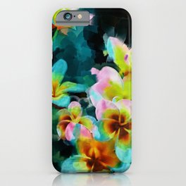 Floral Madness iPhone Case