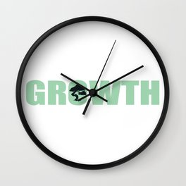 Growth Druid Magician Priest Roleplay RPG Wall Clock