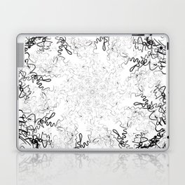 Synesthesia: Bad at Love (Halsey) Laptop & iPad Skin