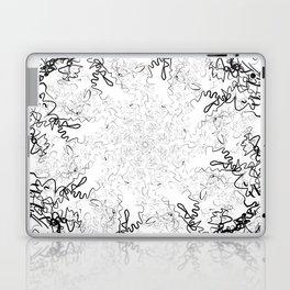 Synesthesia: Bad at Love (Halsey) Laptop & iPad Skin