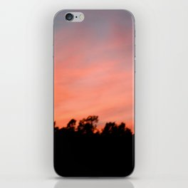 Fire in the Sky iPhone Skin