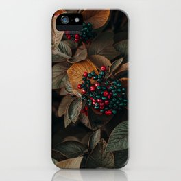 Fruit and Nature iPhone Case