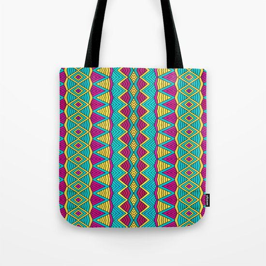 Tribal Entity Tote Bag