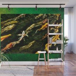 Upstream Dream Nature Portrait by Jeanpaul Ferro Wall Mural