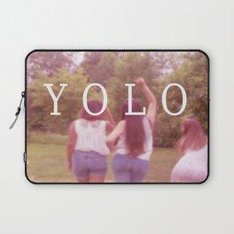 YOLO Laptop Sleeve