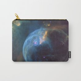 Bubble Nebula In Space Carry-All Pouch