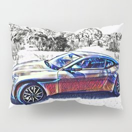 Travel In Style Pillow Sham