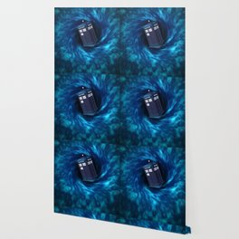 "TARDIS ""Dr. WHO"" Wallpaper"